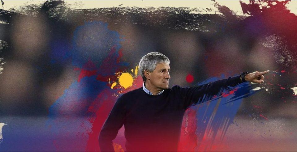 Сетиен нов тренер на Барселона