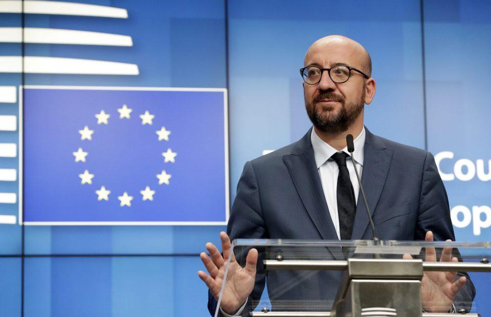 Првиот човек на Европскиот совет во посета на Македонија
