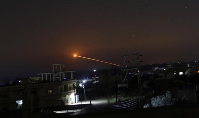 Авионски напад на проиранските сили во Сирија