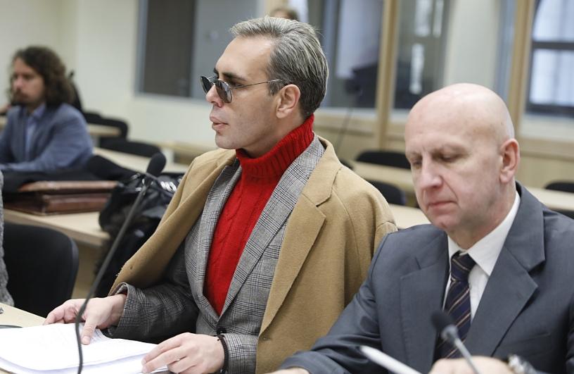 """""""Јас доаѓам од тој бизнис, снимките се монтирани"""", рече Јовановски во судница"""