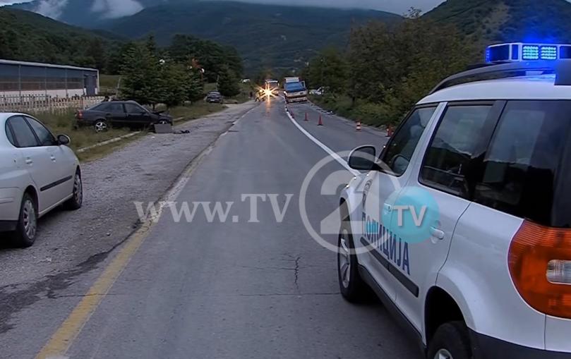Утринава се случи уште една сообраќајка на автопатот Скопје – Штип