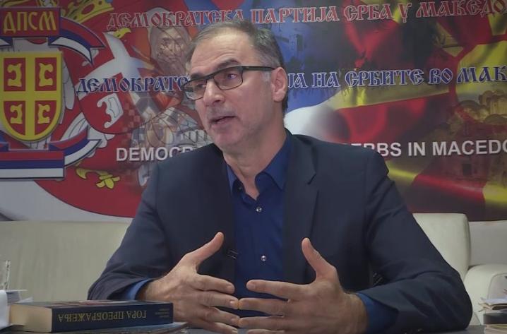 Стоиљковиќ со порака – не сме задоволни од владата, српските гласови нема да се освојуваат лесно!