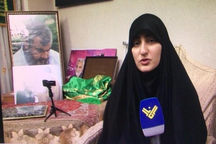 Ќерката на Сулејмани се закани: Семејствата на американските војници ќе поминат денови во очекување на смртта на нивните деца