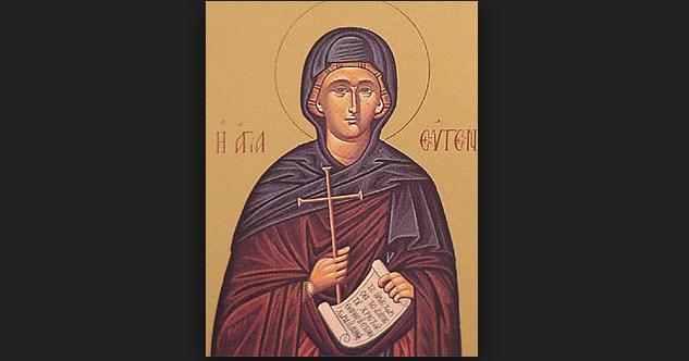 КАЛЕНДАР НА МПЦ: Денеска е Преподобна маченица Евгенија