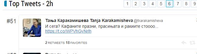 Каракамишева: И сега? Кафаните празни, прасињата и ракијата стооо…