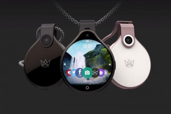 Технолошки иновации: Стигнува првиот кружен паметен телефон