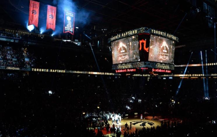 Првпат во историјата: Торонто прогласен за НБА тим на годината