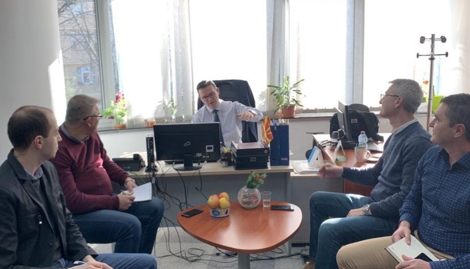 Трипуновски: МЗШВ ќе биде во служба на земјоделците, заврши времето на закани, уцени и притисоци!