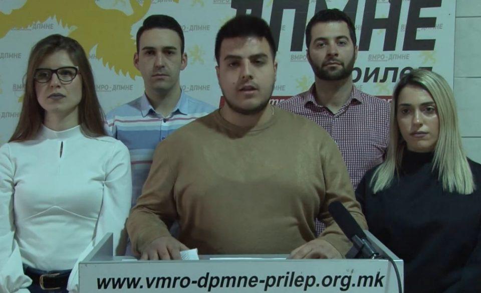 Златески: Oва ли се проектите за младите кои ги промовираше градоначалникот Илија Јованоски?