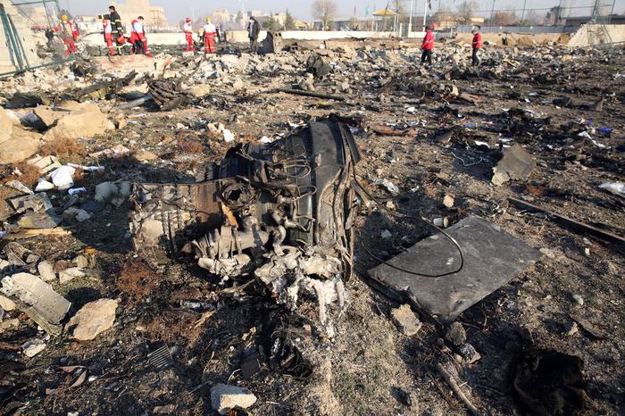 Зариф: Од денеска во затвор е човекот одговорен за соборувањето на украинскиот авион