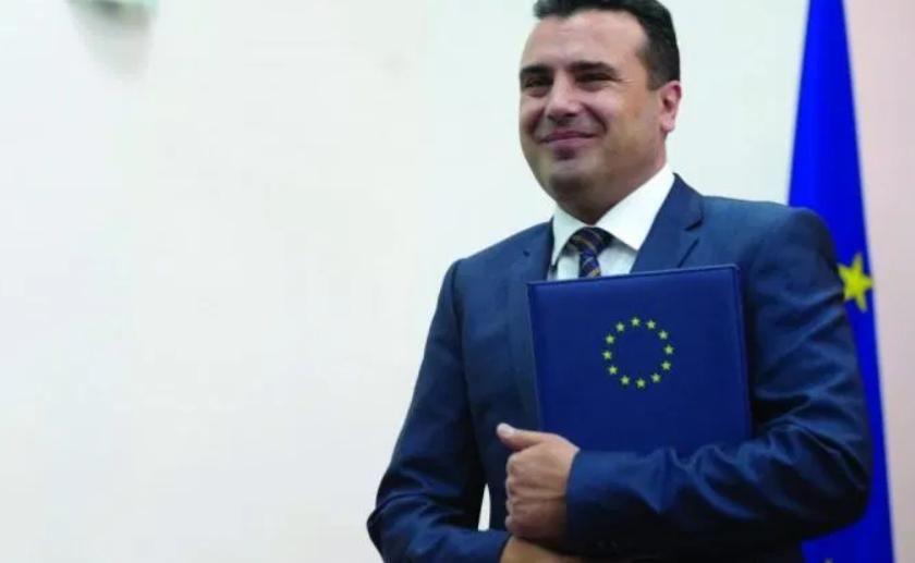 """""""Брзиот воз"""" на СДСМ кон ЕУ излета од шините! Никовски: Нашите проблеми со потпишувањето на Договорите со Грција и Бугарија, не се завршени"""
