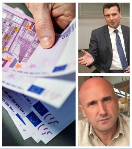 Мицкоски: Во ден кога имаме 535 новозаразени, Заев дели концесии за брат му и братучедот, наместо поддршка за граѓаните