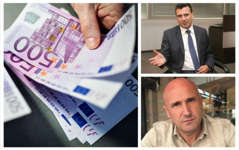 Стоилковски: ДКСК да ја поништи владината концесијата дадена од Зоран Заев за семејната фирма на Заеви
