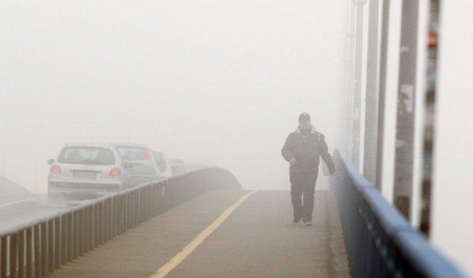 Воздухот во Загреб загаден, градските власти веднаш излегоа со препораки за граѓаните