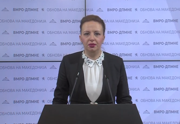 """Пешевска: Собрание во """"заложништво"""""""