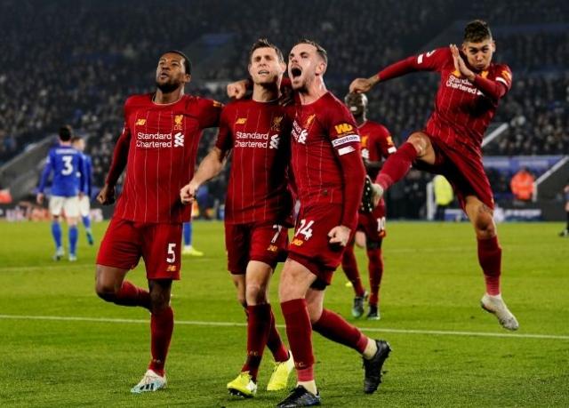 Ливерпул ги сеири ривалите – во Македонија е помала разликата од првиот до последниот!