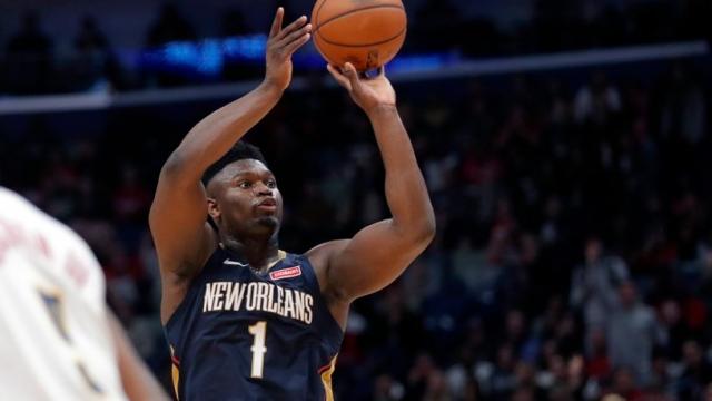 Вилијамсон постави нов НБА-рекорд и застана рамо до рамо со Шекил (ФОТО)