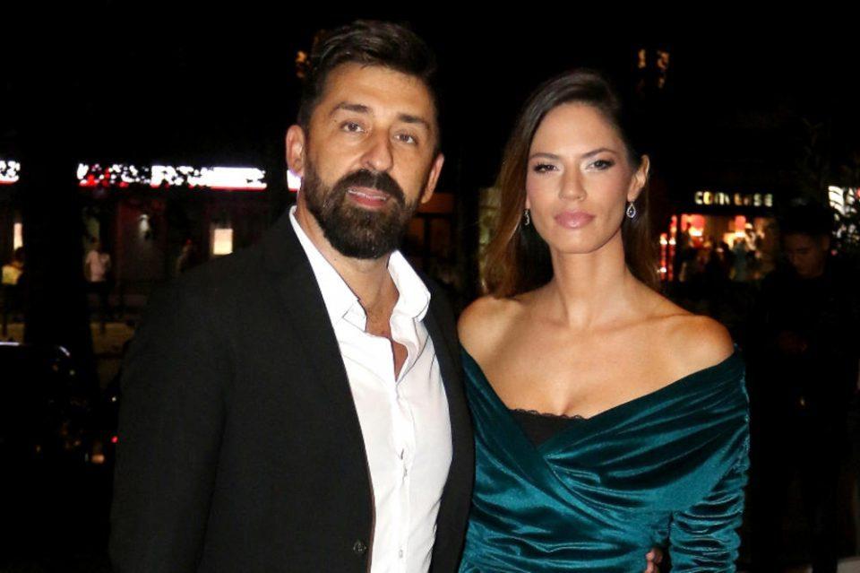 Сопругата на Огњен Амиџиќ за прв пат ги отвори вратите на нивниот дом: Ѕирнете каде живеат водителот и манекенката (ФОТО)
