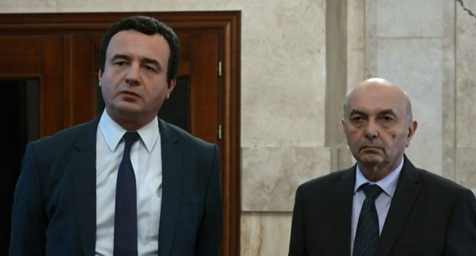 Курти и Мустафа се договорија – Косово ќе добие нова влада
