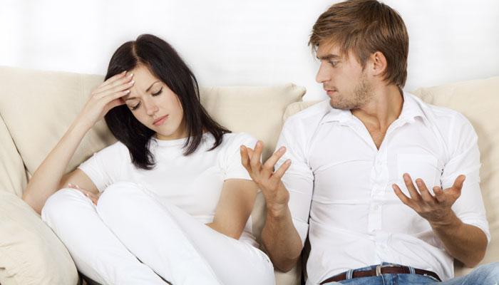 Мажот повторно се вљуби во својата сопруга, откако ја навреди, но го доби одговорот кој го заслужува