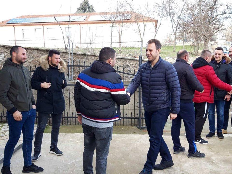 Јанушев: Наместо да решава проблеми на граѓаните, криминално рекетарската банда на Заев шири антисемитизам