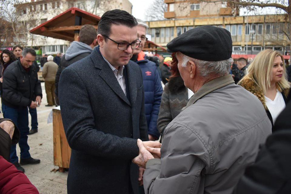 Трипуновски: Грижата за државата ќе се зголеми, по доаѓањето на ВМРО-ДПМНЕ на власт земјоделците ќе имаат сојузник во нас