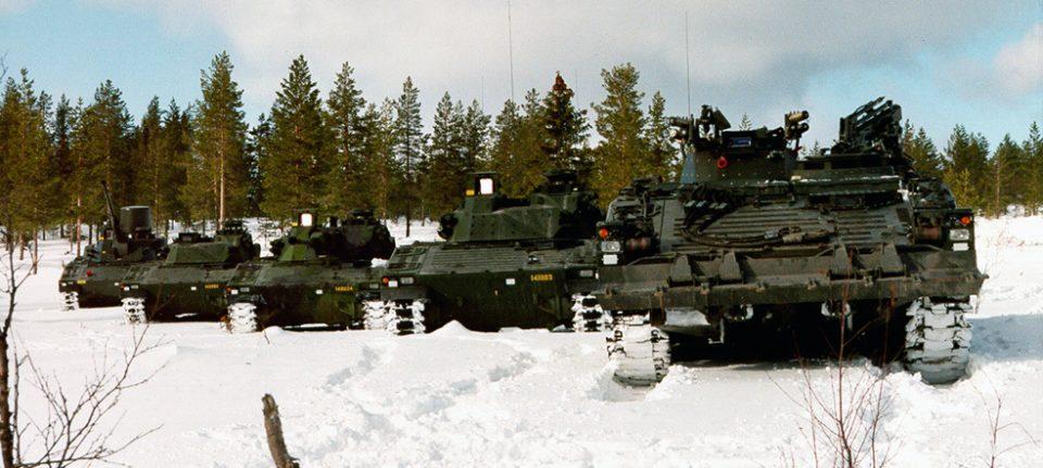 Кражба во воена база во Шведска, исчезнале тенкови