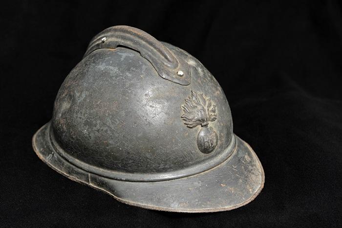 Старо и модерно: Француски шлем од 1915-та штити подобро од новите американски шлемови