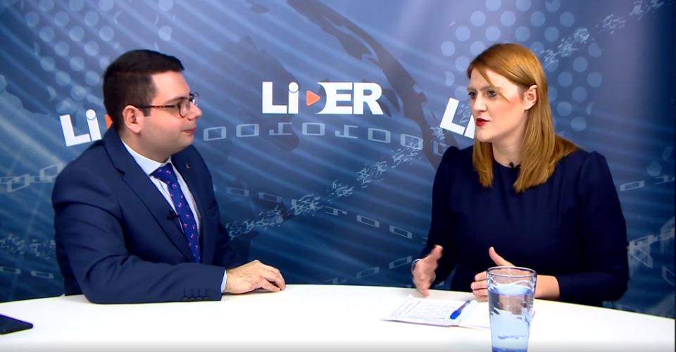 Стаменковска Стојковски: Мерката за К-15 во администрацијата е класичен поткуп, во буџетот за 2020 година не се предвидени пари