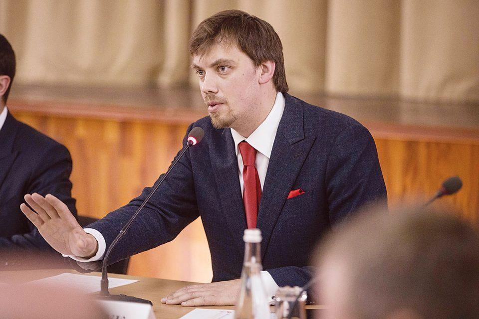 Украинскиот премиер демантира дека поднел оставка