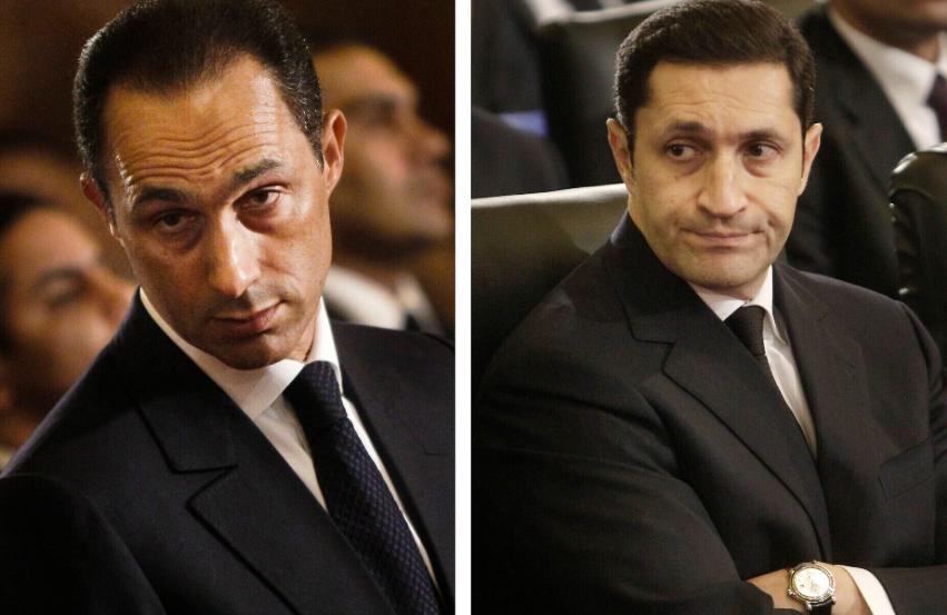 Египетски суд ослободи двајца синови на поранешниот претседател Хосни Мубарак