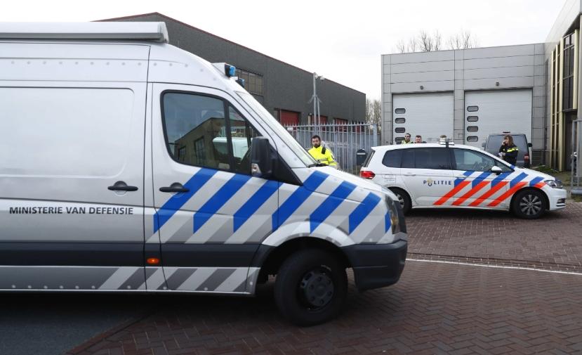 ПИСМО-БОМБА: Експлозија во пошта во Амстердам