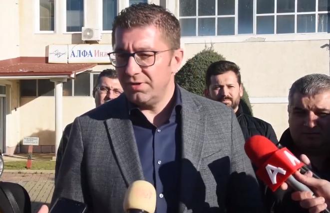 Мицкоски: Македонија е лидер во регионот по одлив на мозоци, односно одлив на квалификуван кадар од нашата држава