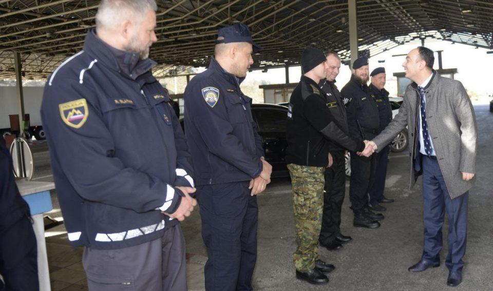 Чулев: Безбедносната ситуација на јужната граница е стабилна
