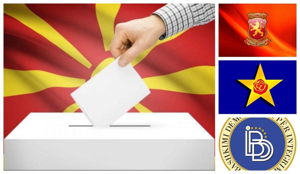 Предизборни анкети, собраниски драмолетки и странски амбасади