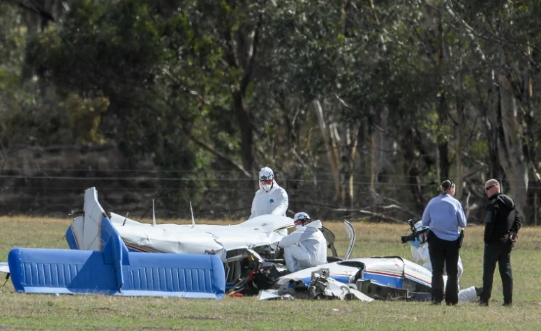 ФОТО: Четворица загинати во судир на два мали авиона над Австралија