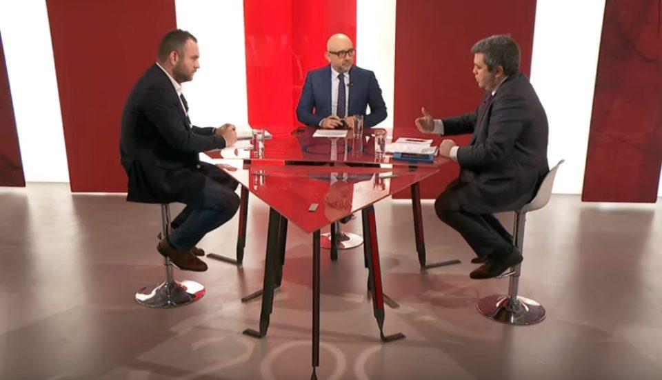 Тошковски до Маричиќ: Против кого Вие марширавте за правда? Против таткото Ваш?