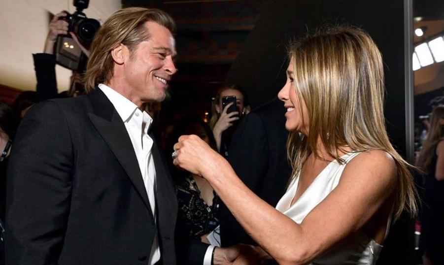 """""""Тешко него"""": Светот навива за смирување на Бред и Џенифер, а еве како би реагирала Џоли"""