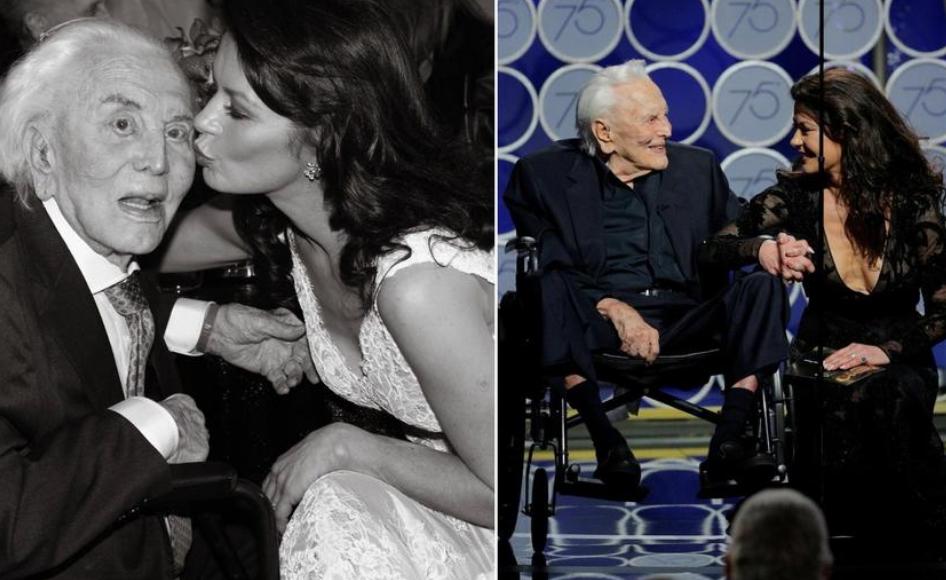 """Кетрин се прости од Кирк Далгас: """"Ќе те сакам до крајот на животот"""""""