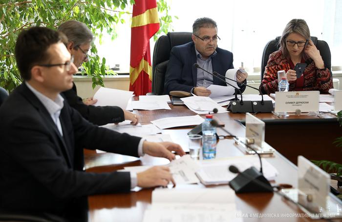 Партиите да ги почитуваат препораките за јавните собири, очекува Дерковски
