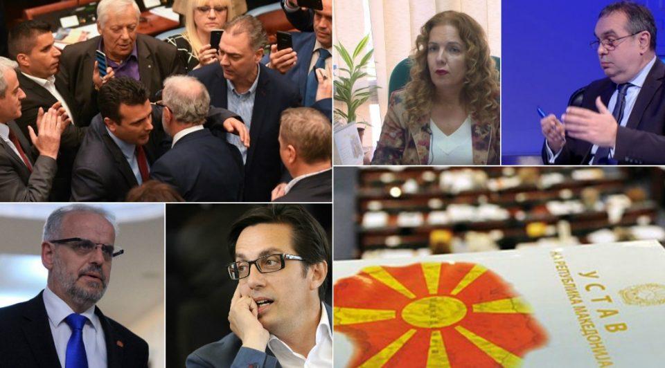 ЕКСПЕРТИТЕ СОГЛАСНИ: Законот за ЈО е изгласан нелегално, со криминал го покриваат криминалот на високите функционери на СДСМ