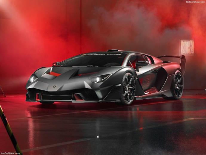 Слушнете како звучи новото Lamborghini