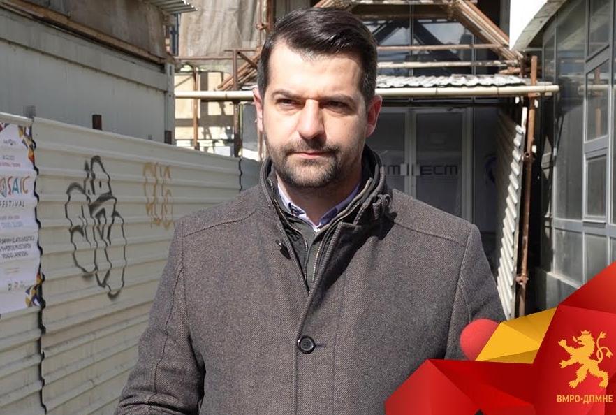 Томовски: ВМРО-ДПМНЕ не е против набавка на механизација за која впрочем и ние сме ја предвиделе во нашиот годишен план