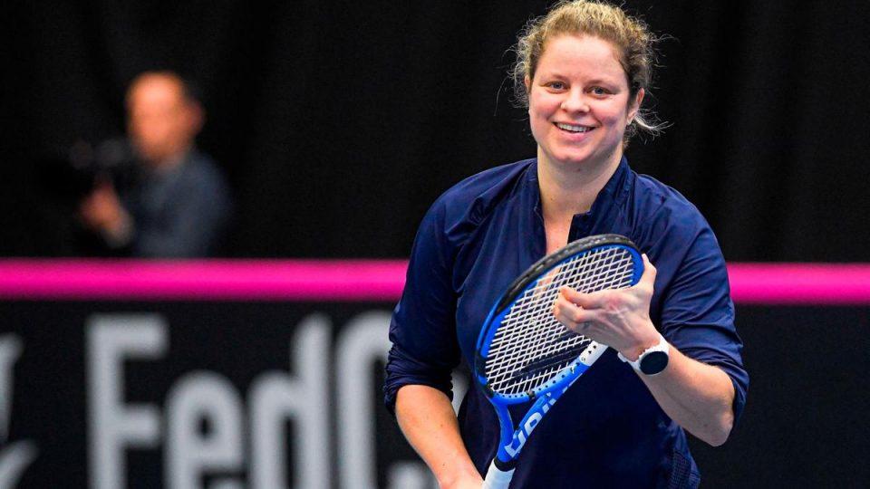 Белгијката феномен: Клајстерс роди три деца и се враќа на тенисот