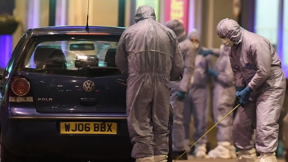 Напаѓачот од Лондон носел лажен самоубиствен елек