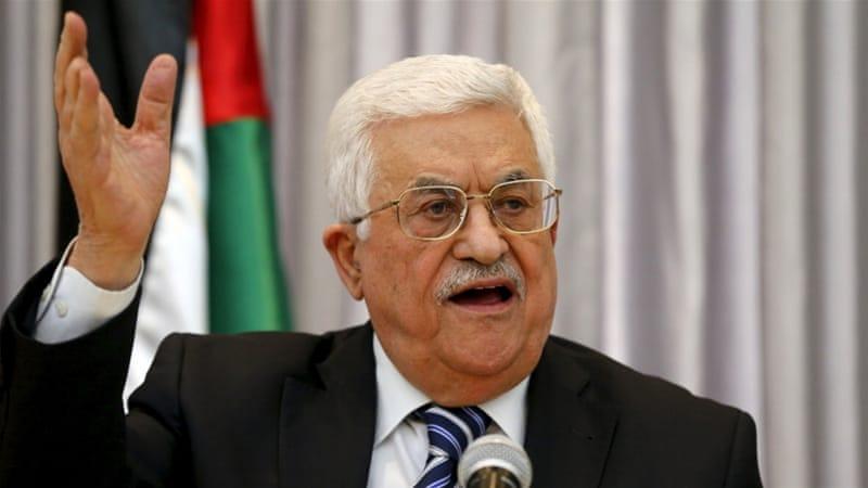 Абас: Палестина нема да ги почитува договорите со Израел и со САД