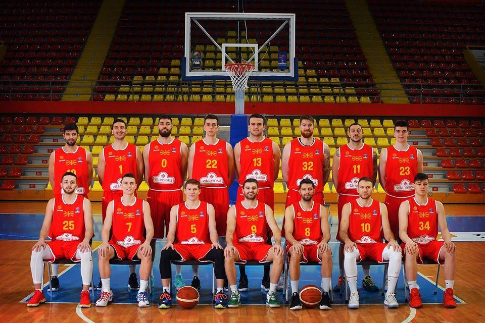 Македонија ќе игра против Италија и Естонија во ноември