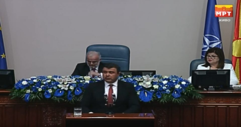 Мицевски: Законот за амнестијата на Заев пробаа криминално да го донесат, ова е врвот на недемократијата
