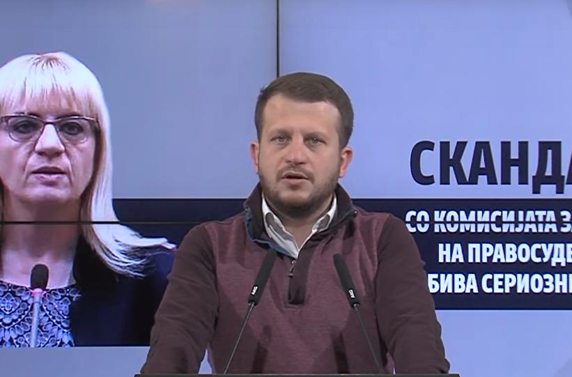 Мицевски: Дескоскa избрала незаконски Комисија за полагање на правосуден испит
