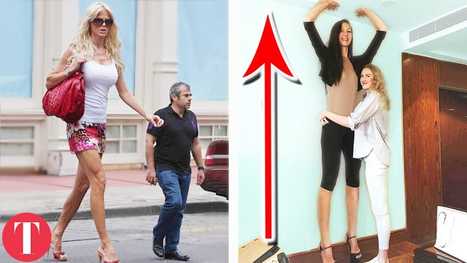 Многумина им завидуваат, а нив не им е лесно: Ова се највисоките жени во светот (ВИДЕО)